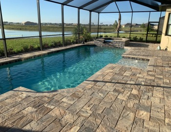 Stonehurst Pavers Sierra Color