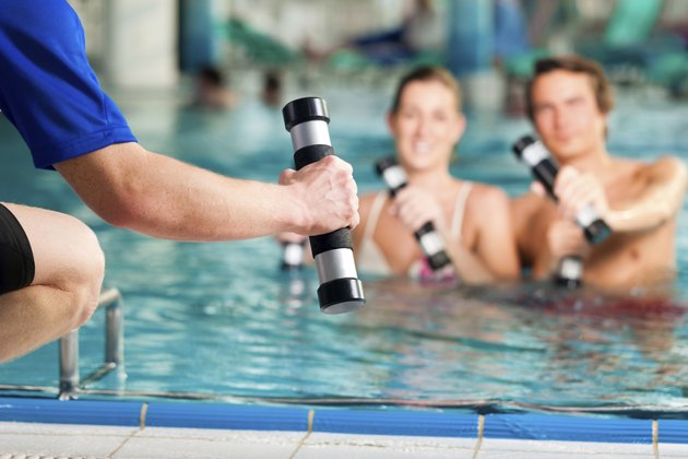 Pool Fitness Tips
