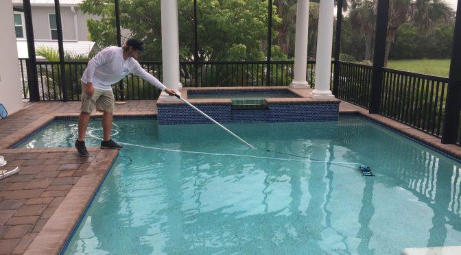 Understanding Pool Service Visits