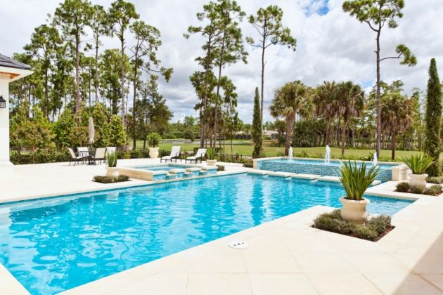 Luxury Pools Southwest Florida