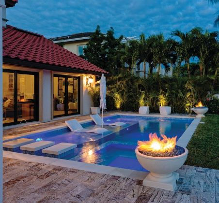 Custom Pools Ft Myers